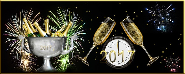 oslava Nového roku