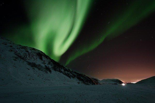 severní polární záře