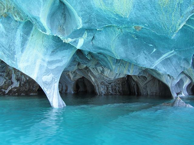 mramorová jeskyně