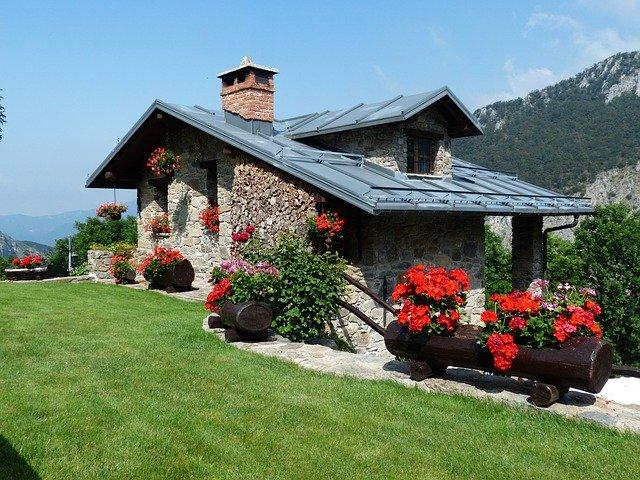 prázdninová chata