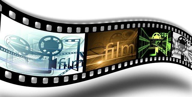 projektor filmu