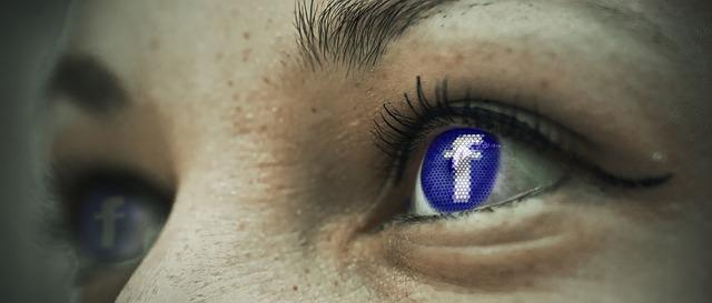 facebook v oku