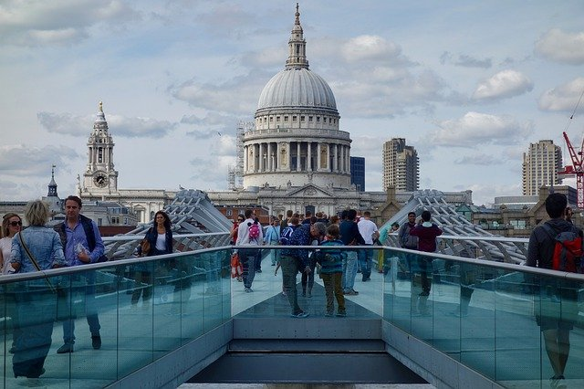 katedrála Londýna