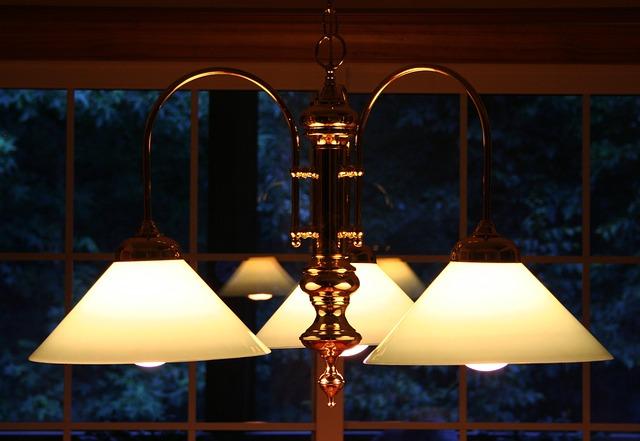 Stylová svítidla do luxusního bytu