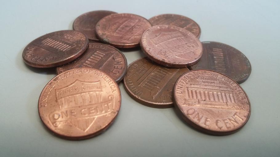 americké centy